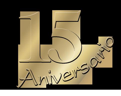 Logotipo de Aniversario Corporativo