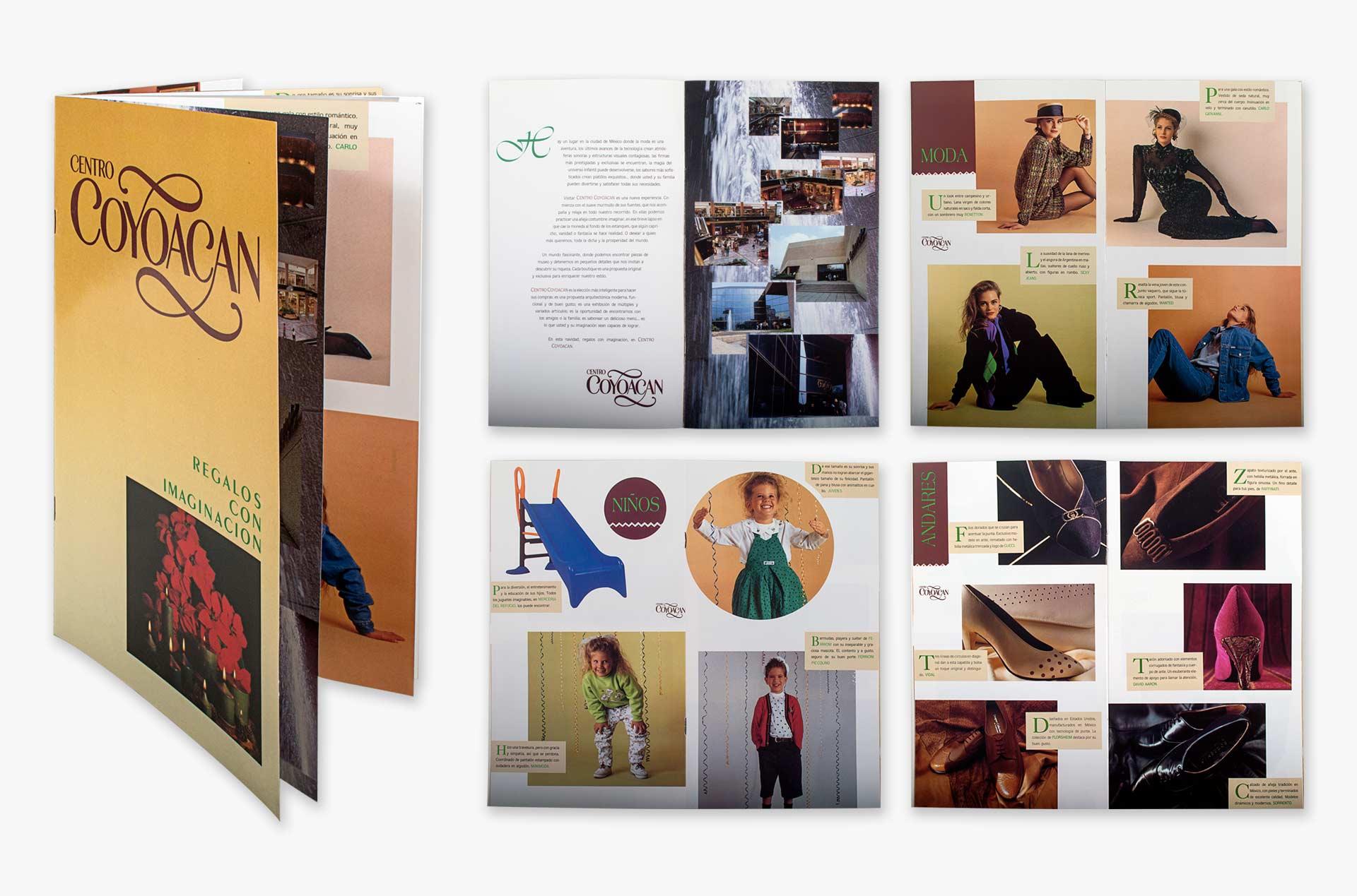 Catálogo Centro Coyoacán