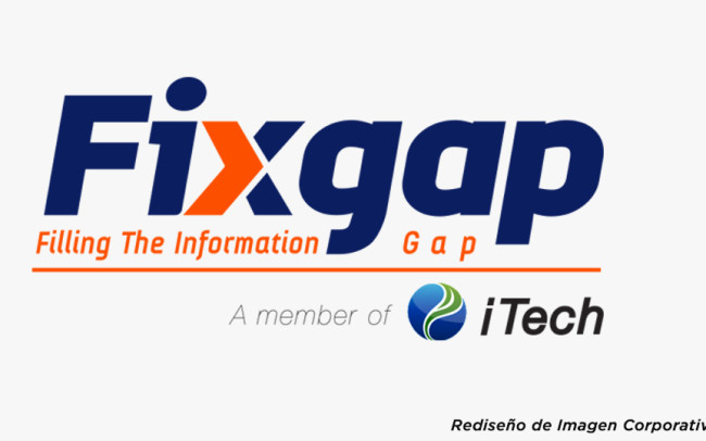 Diseño de Logotipo para FixGap