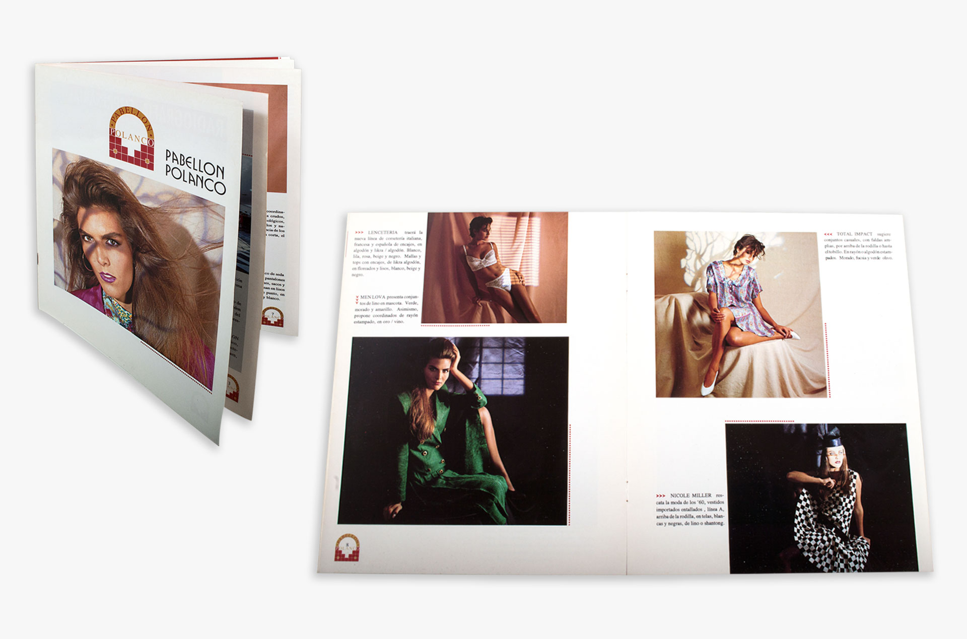 Primera edición de Catálogo Pabellón Polanco