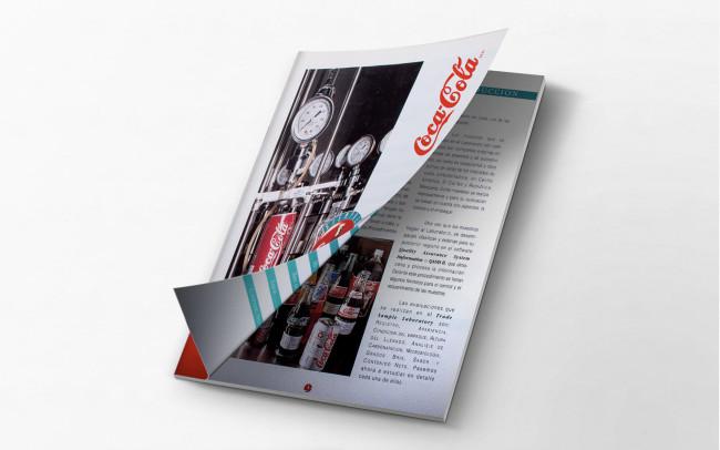 Diseño, fotografíam, redacción de textos y producción de Manual