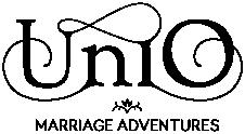 logotipo unio marriage adventures - invitaciones boda