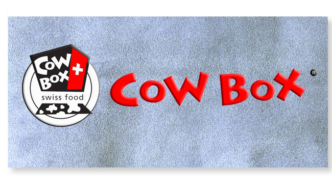 Diseño de Logotipo Cow Box