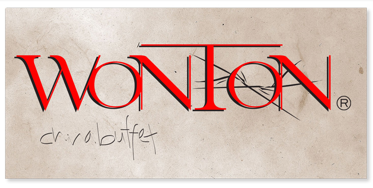 Identidad Corporativa. Branding Wonton