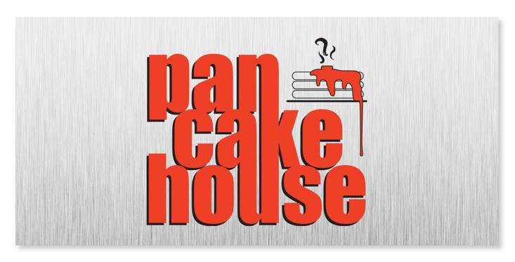 Diseño logotipo Pan Cake House