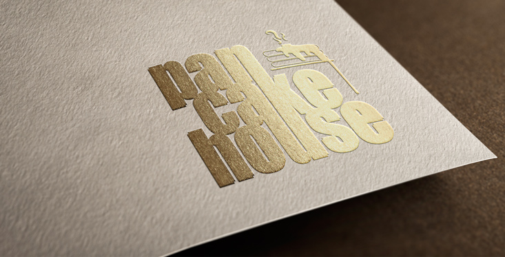 Diseño Logotipo Pan Cake House