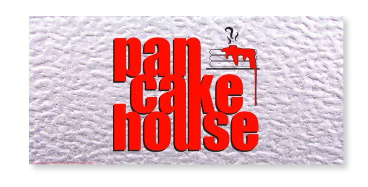 Diseño de Logotipo Pan Cake House