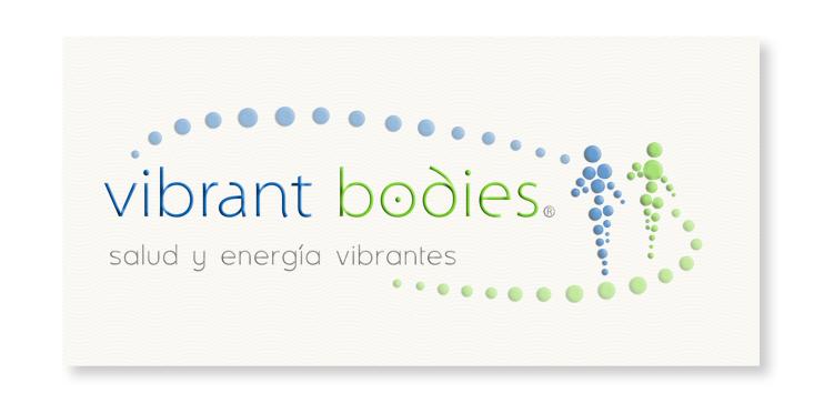 Diseño Logo Vibrant Bodies