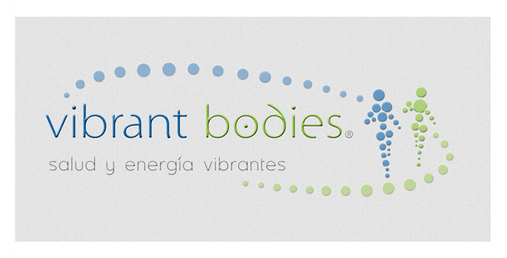 Diseño logotipo Vibrant Bodies