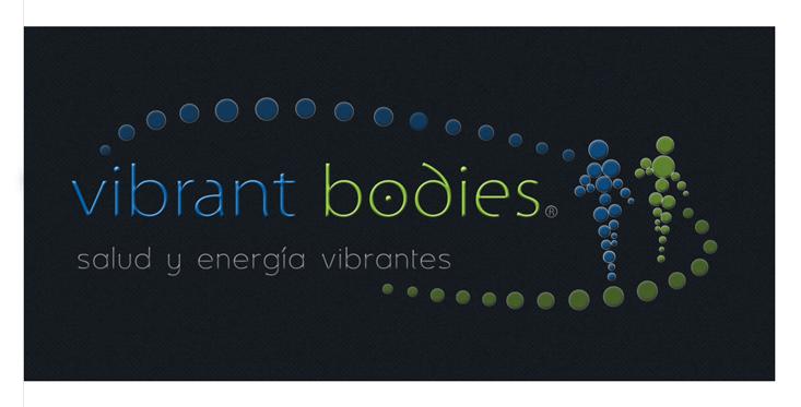 Diseño de logotipo Vibrant Bodies