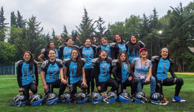 fotografía deportiva - equipo de fubtol de americano